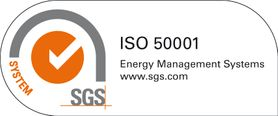 CGC Energie – Certified to ISO 50001 standard